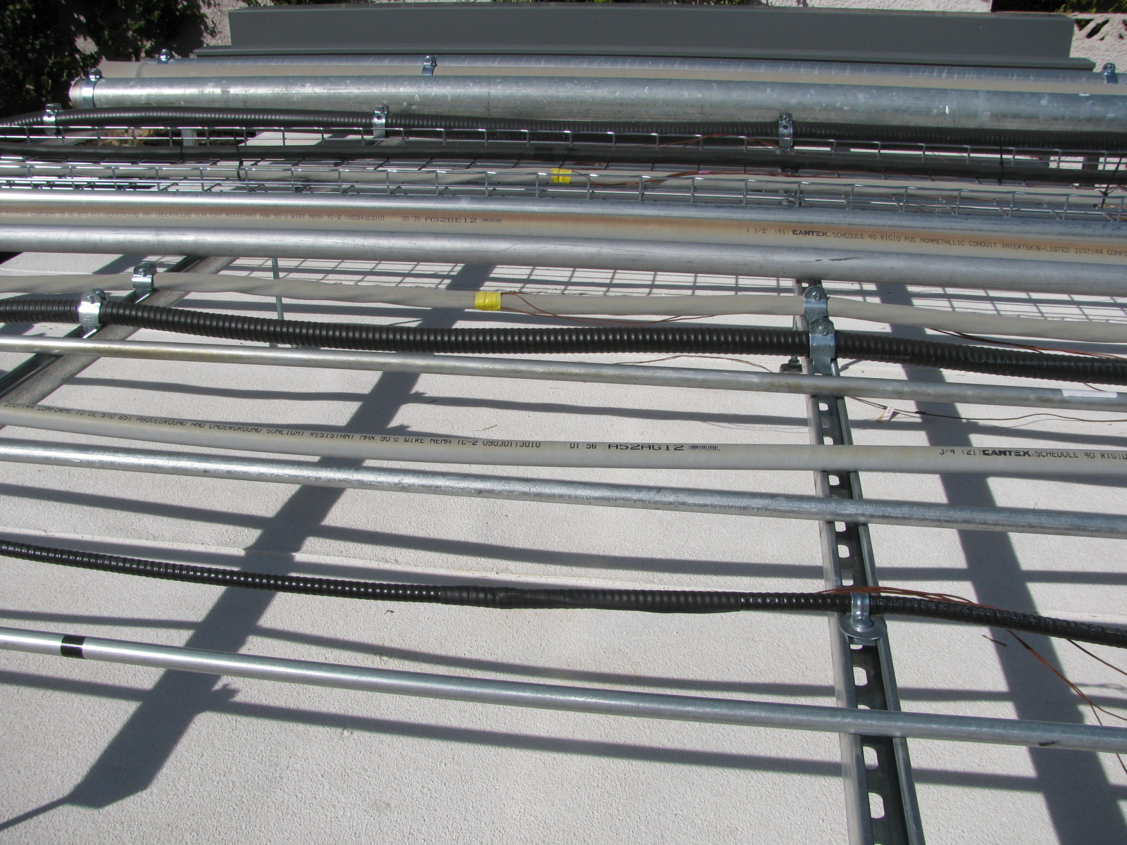 Testing For Safety Measures Installing Raceways And