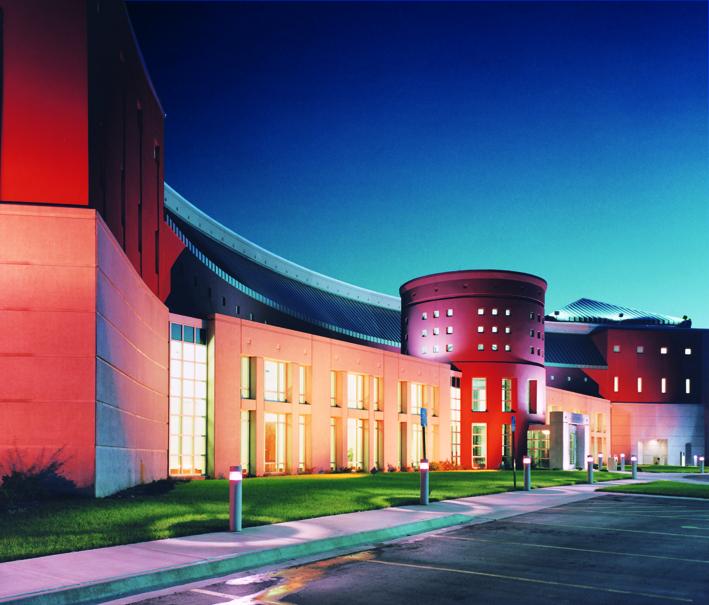 Douglas County Jail HR_sm - Construction Specifier