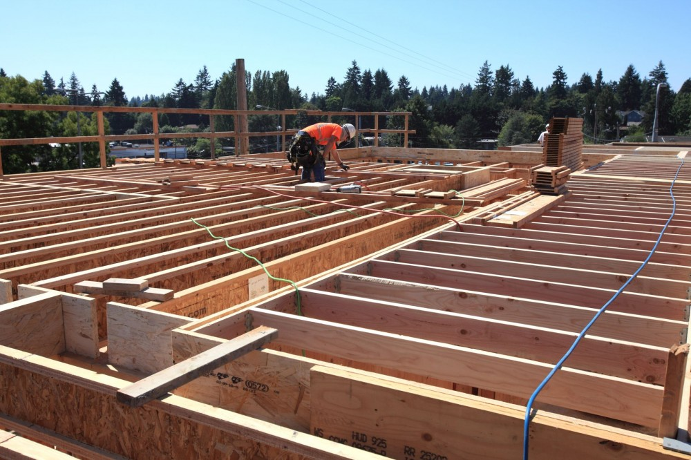 All images courtesy Weyerhaeuser Trus Joist
