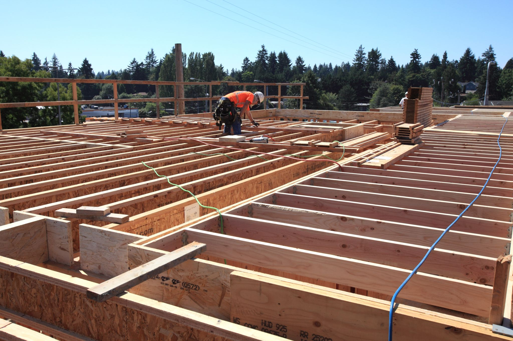 Designing floors for optimal performance understanding for Wood floor joist construction