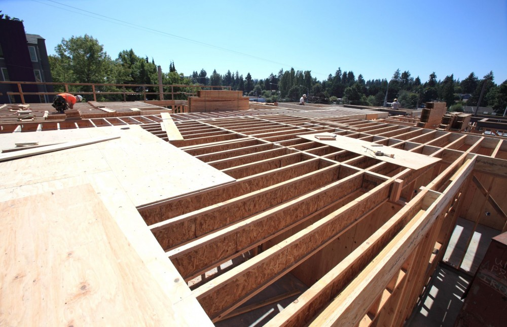 The size and thickness of floor framing materials and member spacing/installation influence how stable the floor feels, and how well the floorcovering performs in the long term.