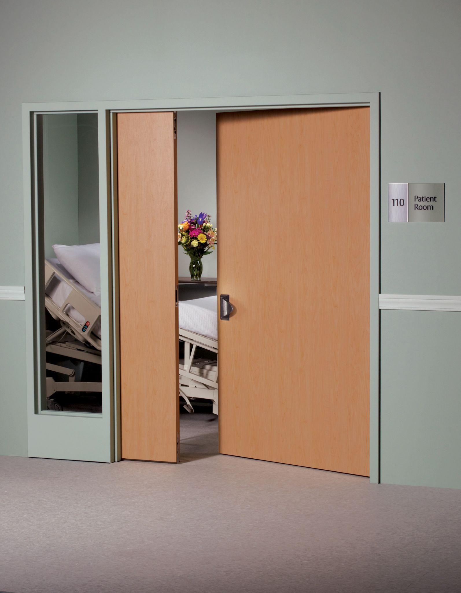 Hospital Patient Room Door Hardware