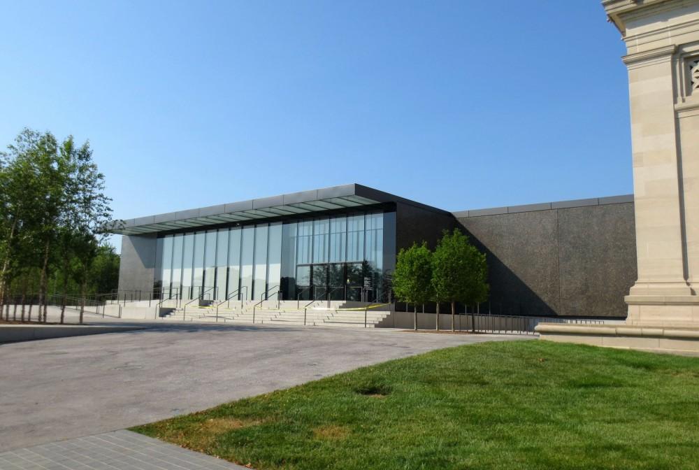 St. Louis Art Museum New East Building