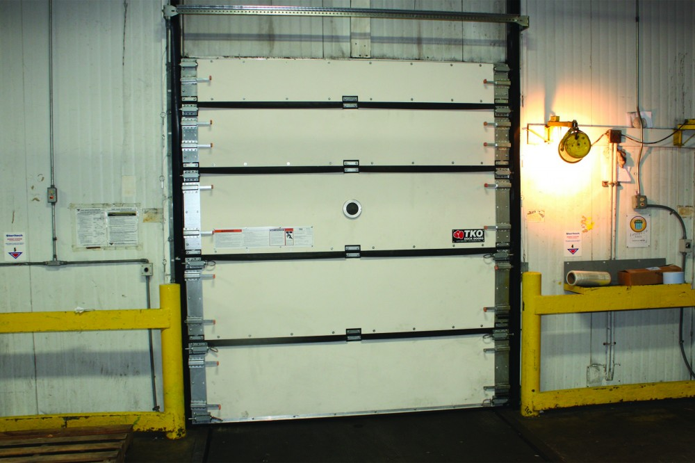 When specified correctly, wind-load doors offer the combined benefits of superior protection inside and outside a facility.