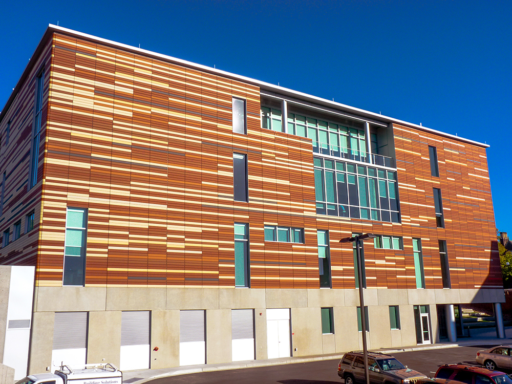 Missouri Campus Features New Terra Cotta Application