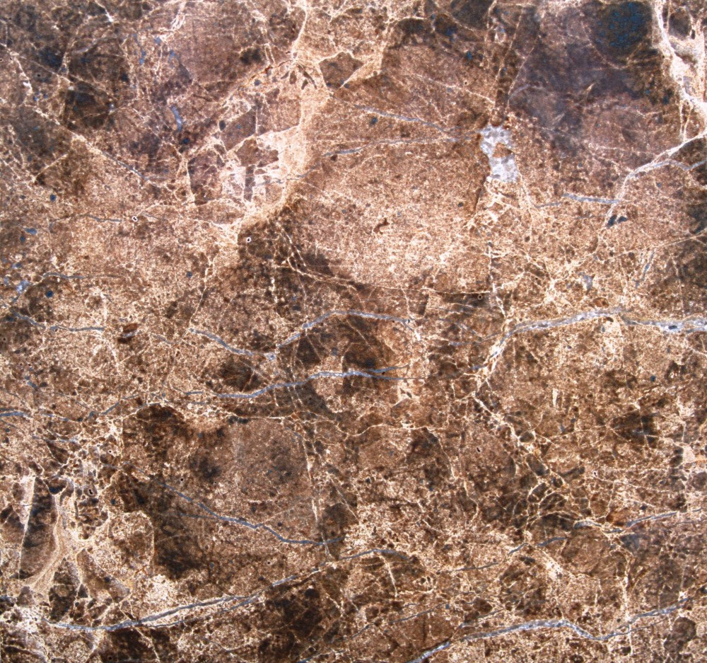 Textures such as granite can be reproduced to potentially reduce cost and weight on the façade of a building. This digital granite can also be used in areas such as backsplashes.