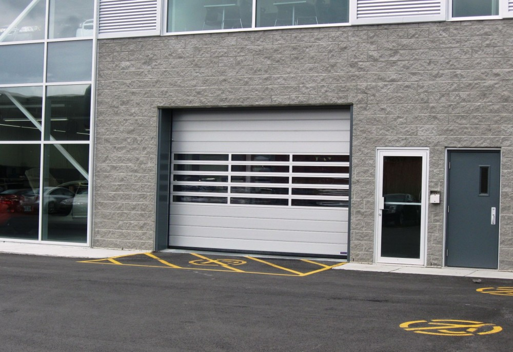 In addition to cost savings, owners are becoming more interested in making high-speed security doors a part of their building design for aesthetic appeal.