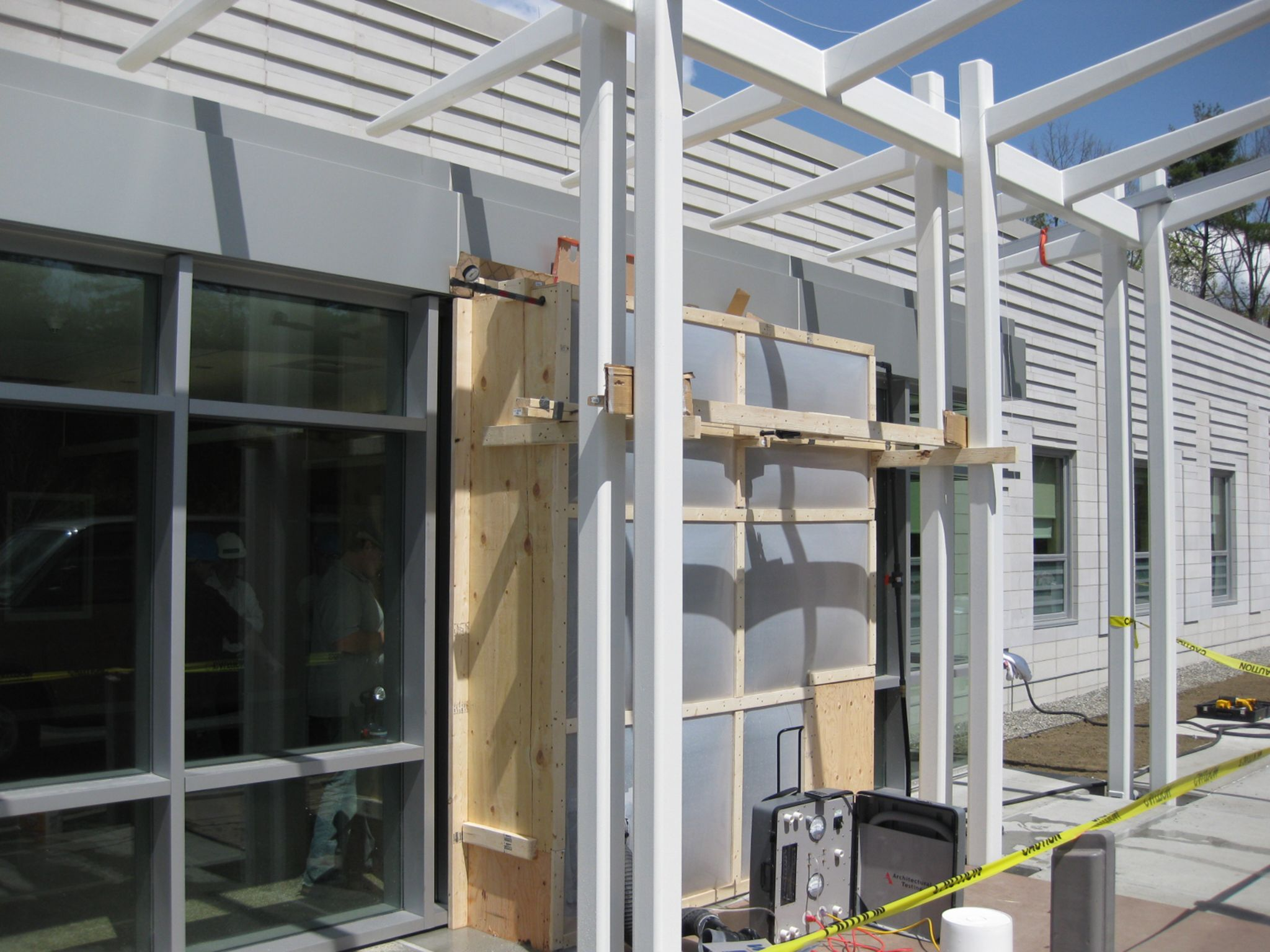 Testing Glazing in the Field: Specifying procedures now avoids ...