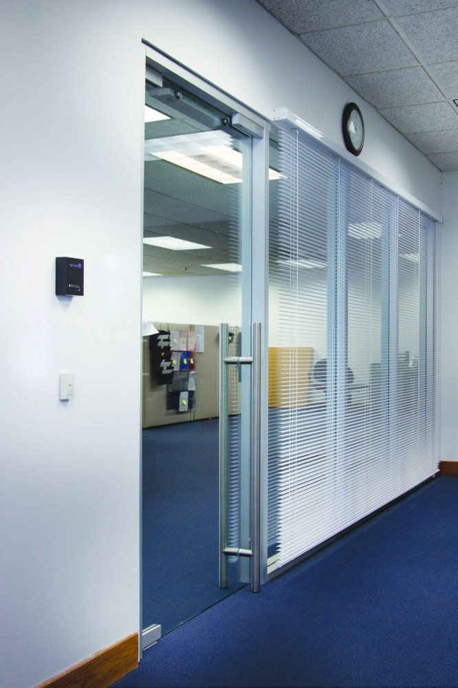 In healthcare applications, the access control and door hardware specifi er often acts as the overall life safety and security consultant. Consequently, the specifi er's awareness of variations in code language becomes especially important.