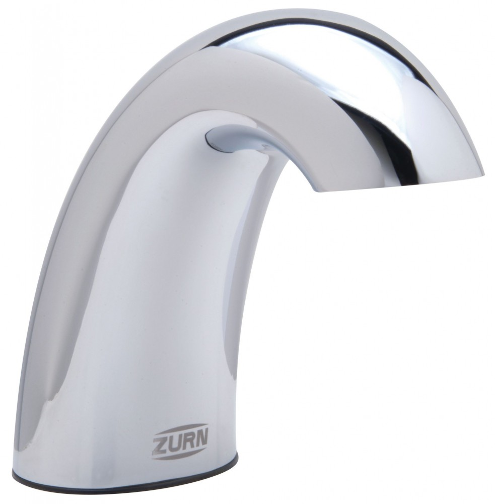 Shown here is a leadfree battery-powered sensor faucet.