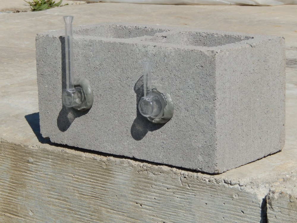 Durable waterproofing for concrete masonry walls field - Sealing exterior cinder block walls ...