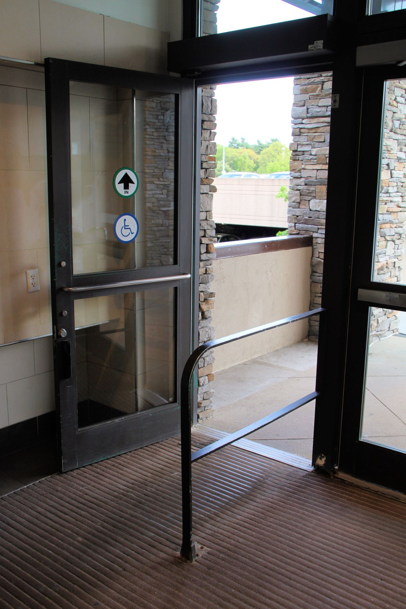 Understanding New Accessibility Requirements For Doors Motion Detectors Occupancy Sensors Electrical 101 If A Sensor Is Used To Actuate Door With An Automatic Operator Then Guide Rails And Safety Are Typically Required