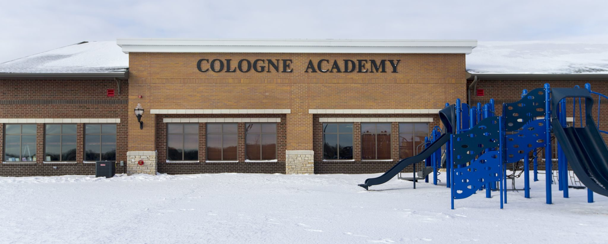 The Cologne Academy is a charter school in Cologne, Minnesota, with 460 students from kindergarten to eighth grade. Photos courtesy Scranton Products