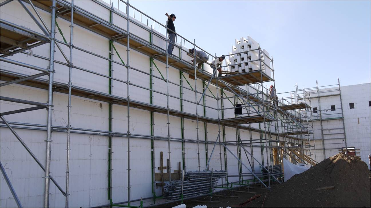 Insulating Concrete Forms Manufacturers Unite As An