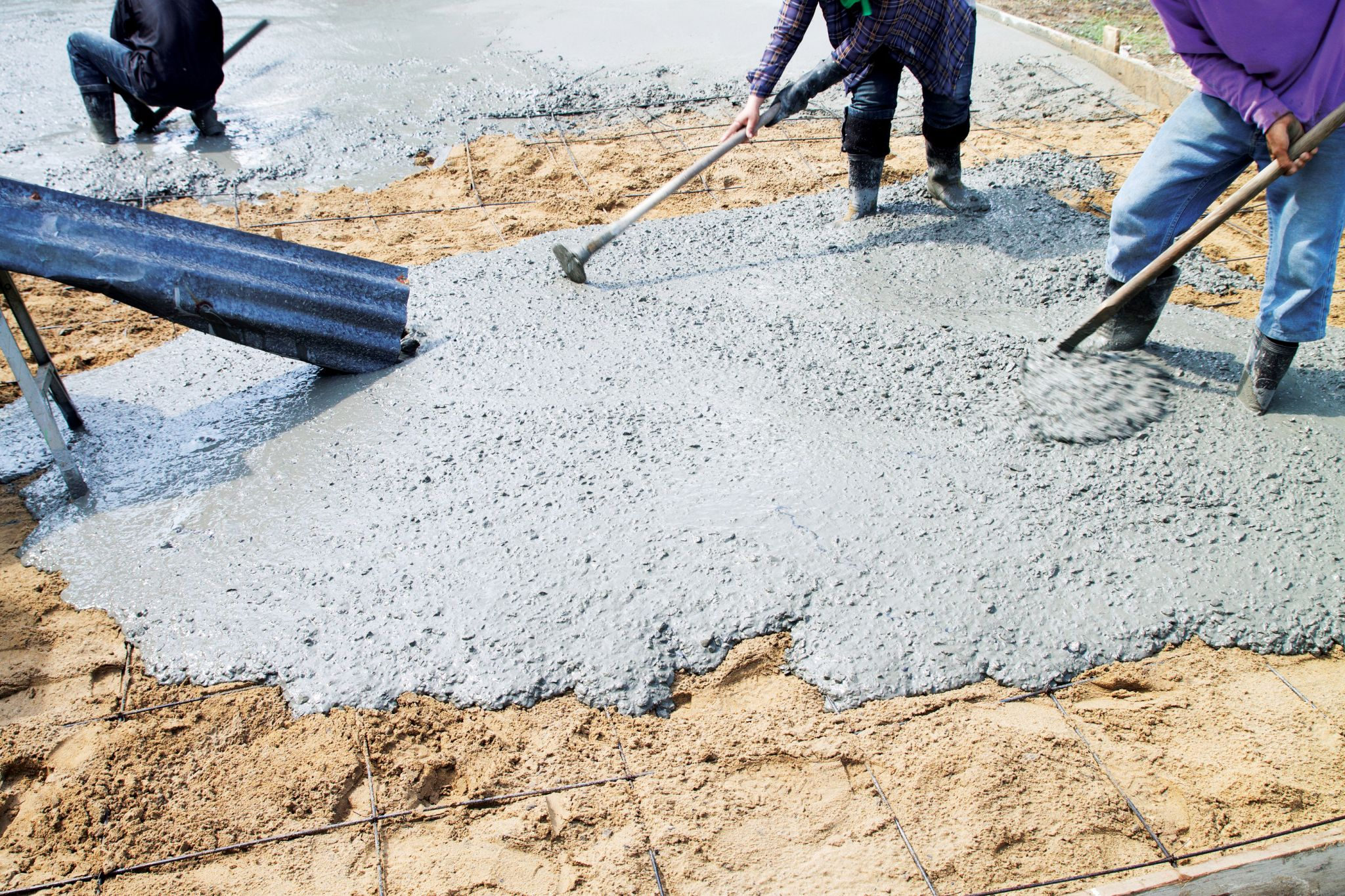 Mix Design Fundamentals Considerations For Concrete For
