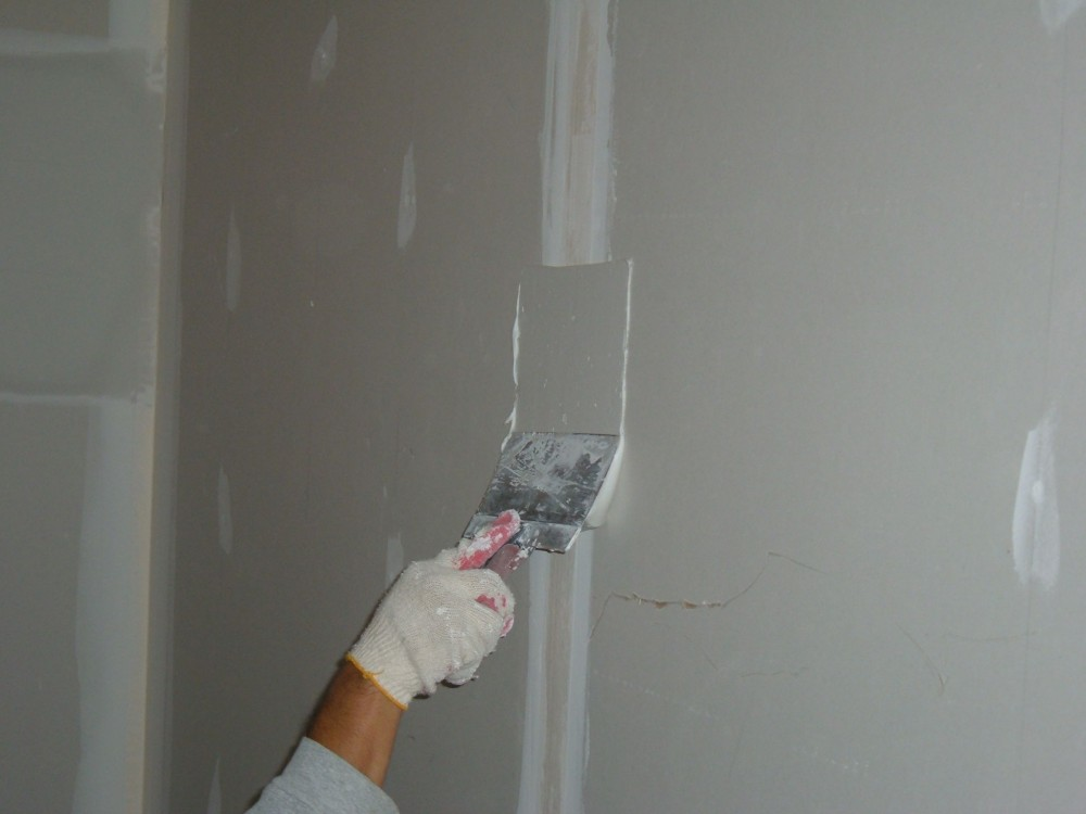 Improved best practices on gypsum wall panel repair can be found in a revised pair of Gypsum Association (GA) resources. Photos courtesy Gypsum Association
