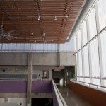 A high-performance daylighting system was employed at this new East Baltimore School. Photo courtesy Duo-Gard. Photo © James Singwald