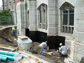 An overview of waterproofing solutions - Construction Specifier