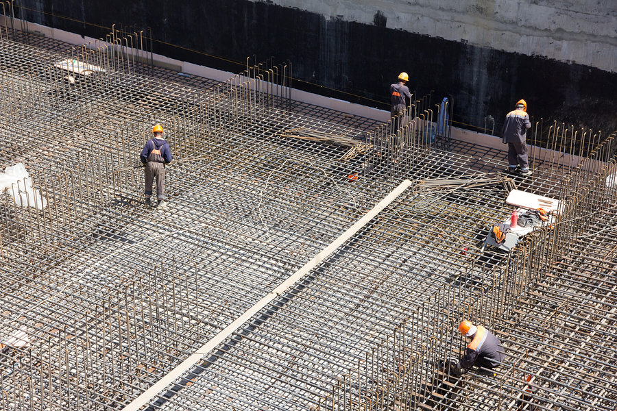 A new ASTM standard seeks to set the foundation for more accurately comparable fiber-reinforced concrete tests. Photo © BigStockPhoto/Wasja