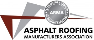 ARMA's new logo represents both steep- and low-slope assemblies, and showcases a sleek, modern design. Image courtesy ARMA