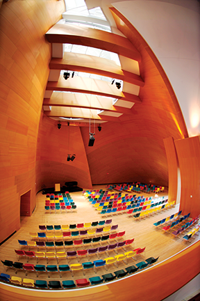CFS_02 BP Hall by Alex Pitt - Courtesy The Music Center