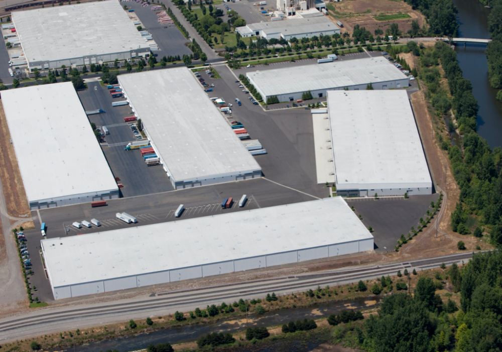 Multi-ply bituminous asphalt roofing system on a distribution center in Portland, Oregon. This year, the Asphalt Roofing Manufacturers Association (ARMA) is experiencing its centenary, and 100 years of committing to excellence. Photo courtesy Malarkey Roofing