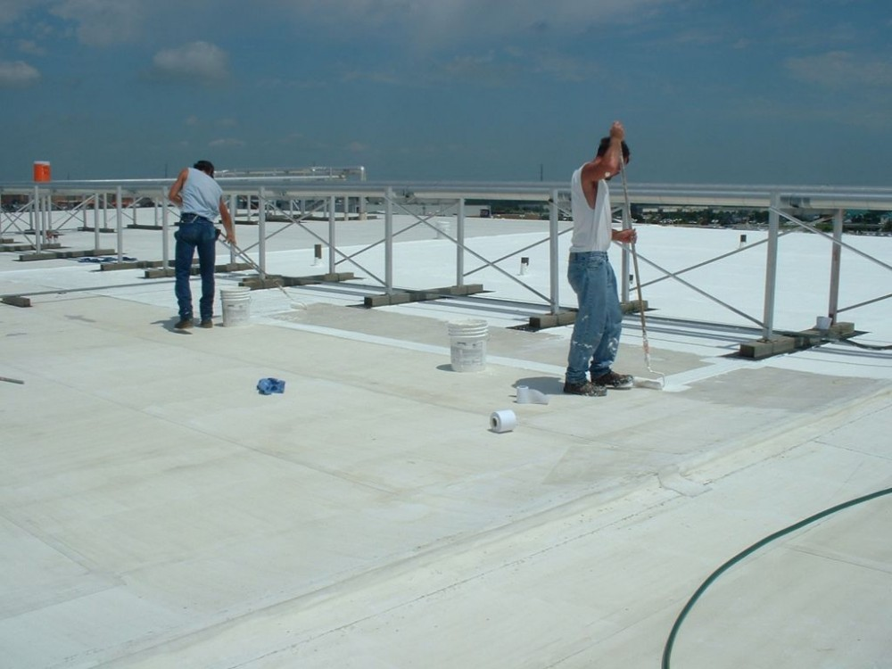 Roof Coatings Associations Merge Construction Specifier
