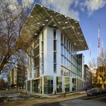 Seattle's Bullitt Center has been called the world's greenest building; the six-story complex was the cover of our November 2013 issue. The project was recently honored by the National Institute of Building Science (NIBS). Photo © Benjamin Benschneider