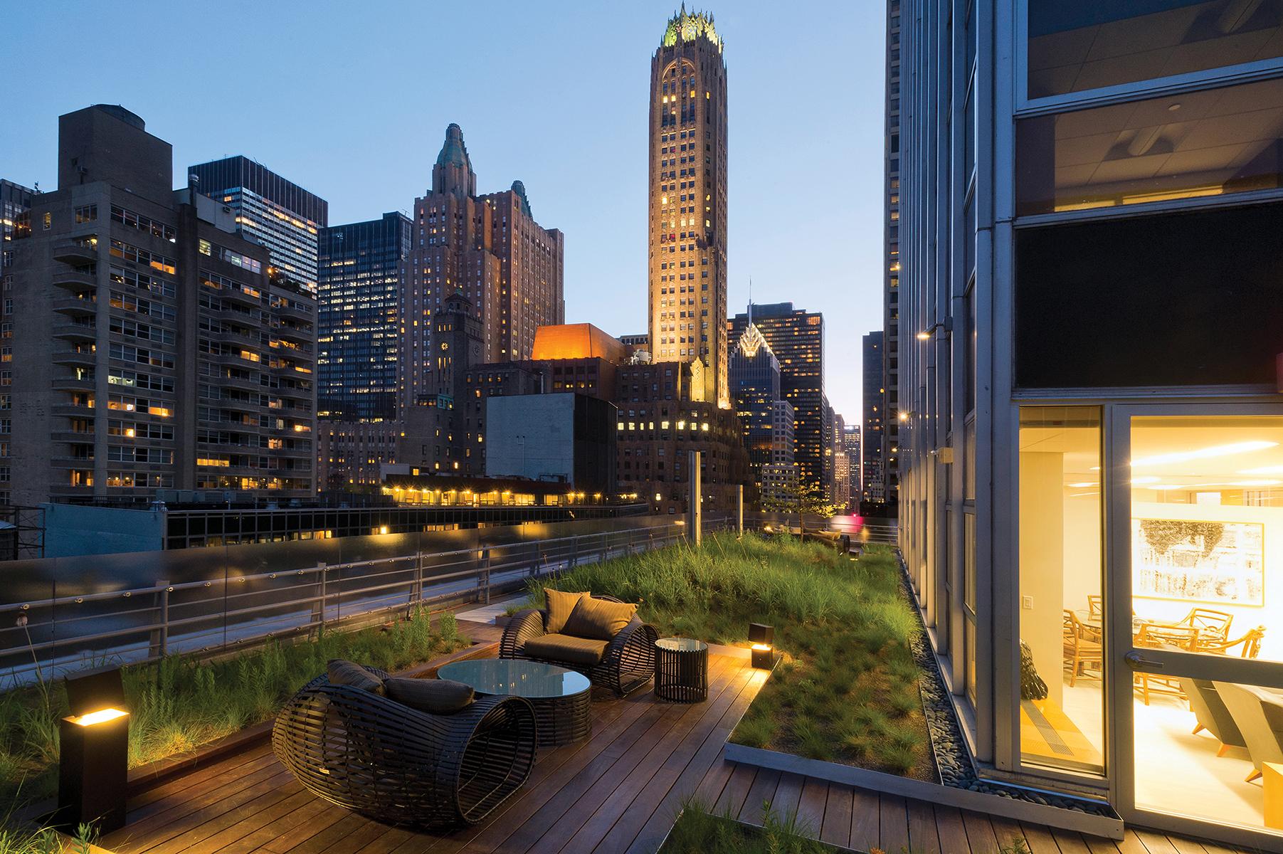Vegetative Roof Waterproofing For Long Term Performance