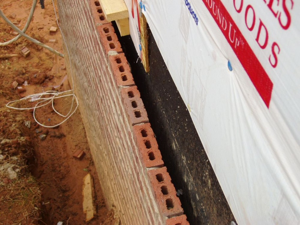 Maintaining a consistently dry wall assembly requires incorporating a proper drainage plane. Photos courtesy Boral America
