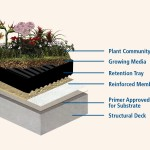 This is an eco-roof assembly. [CREDIT] Photos courtesy Kemper System America Inc.