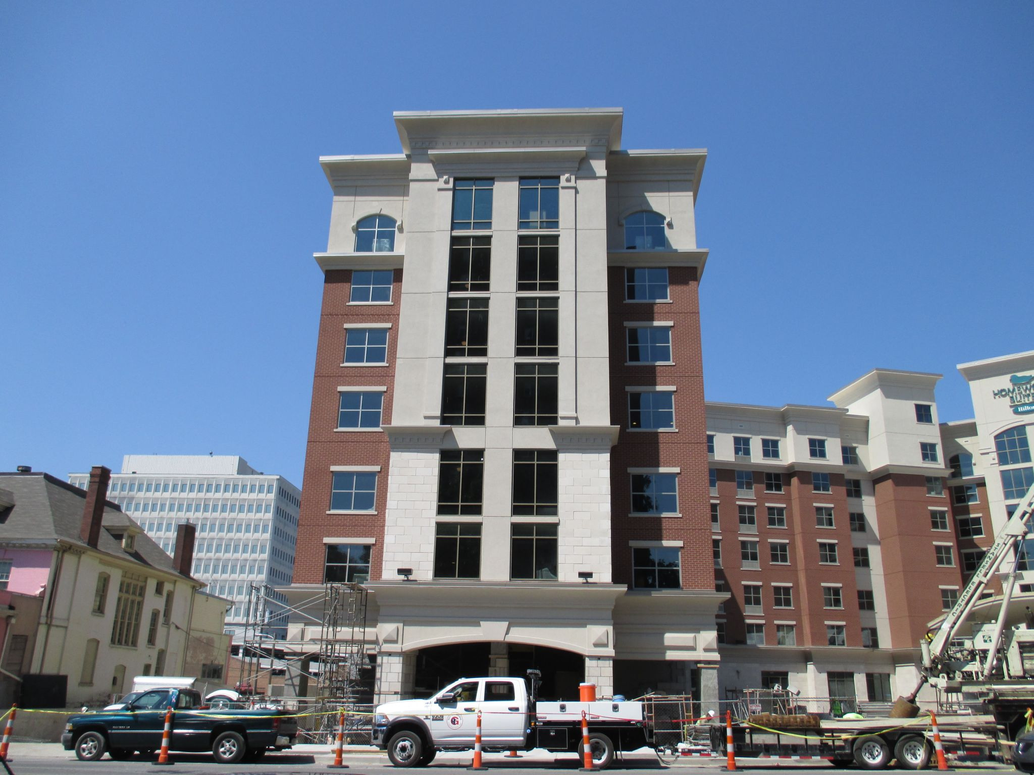 Energy Efficient Building With Eifs Construction Specifier