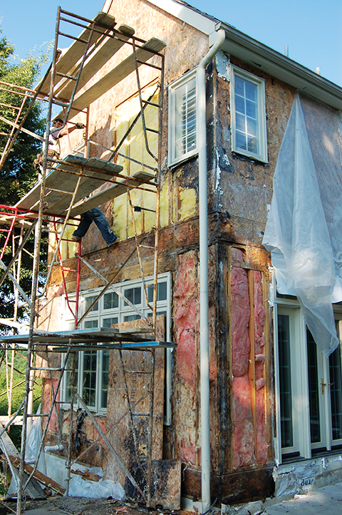 Screen Your Stucco The Importance Of Effective Water