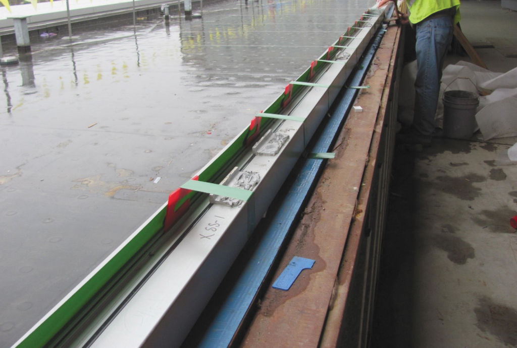 Storefronts Test The Subsill Construction Specifier