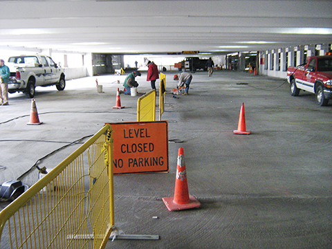 parking_Level Closed 2