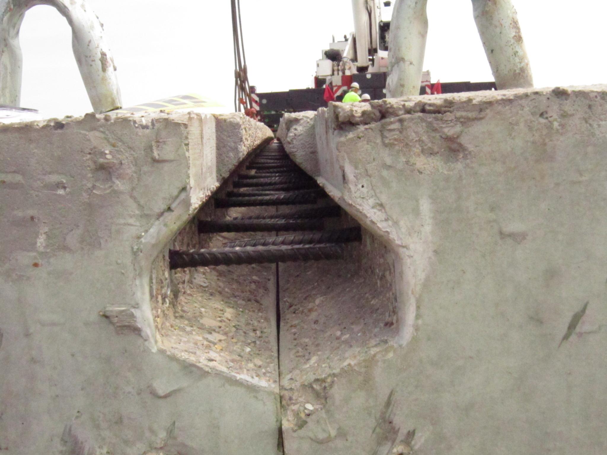Joint Key Concrete : Adjacent precast box beam bridges page of
