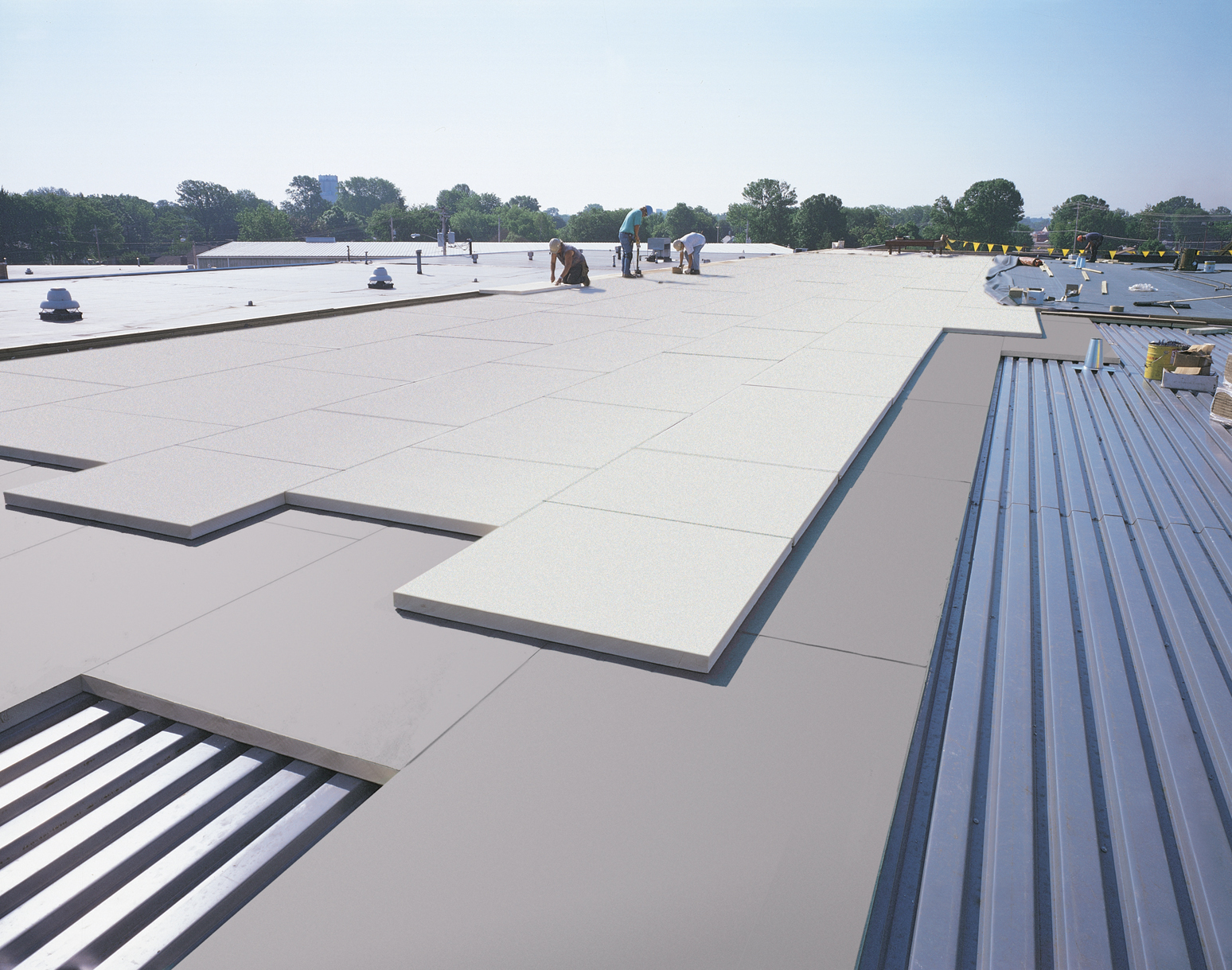 Insulation Above Roof : Pima releases roof insulation research on cold climates