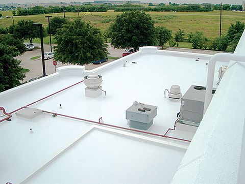 Selecting and specifying roof coatings - Page 3 of 4 - Construction