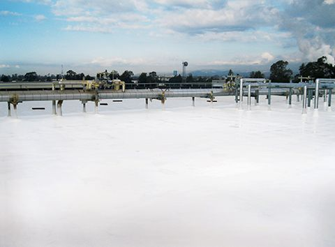 Selecting And Specifying Roof Coatings Page 3 Of 4 Construction