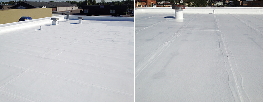 Selecting And Specifying Roof Coatings Page 4 Of 4