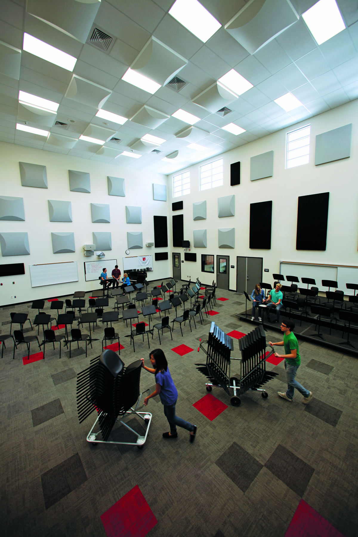 Planning Music Suites For Secondary Schools Construction