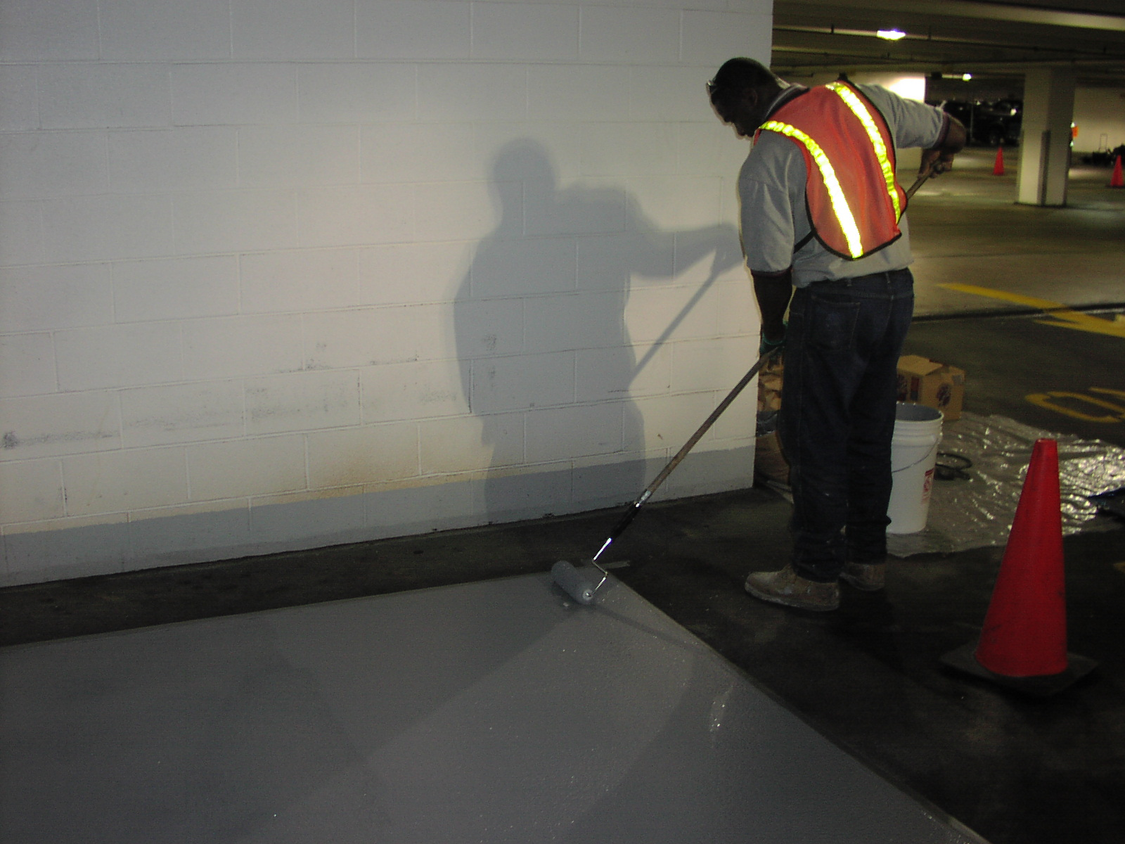 Elastomeric Membrane Parking : Don t seal your fate considerations for parking garage