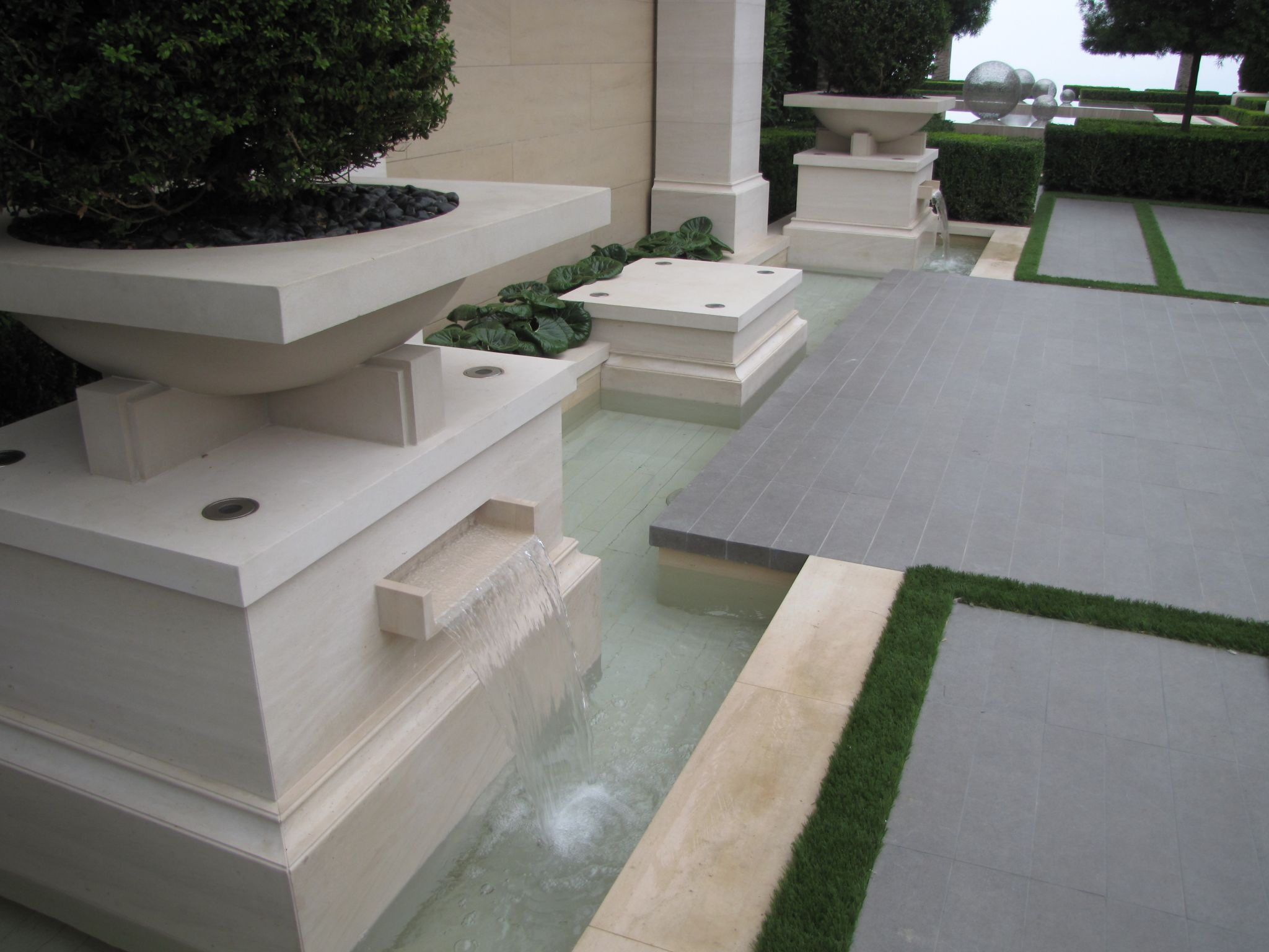 Specifying movement joints and sealants for tile and stone architects must specify the requirements for movement joint design and placement along with the correct type of sealant for filling those joints dailygadgetfo Image collections