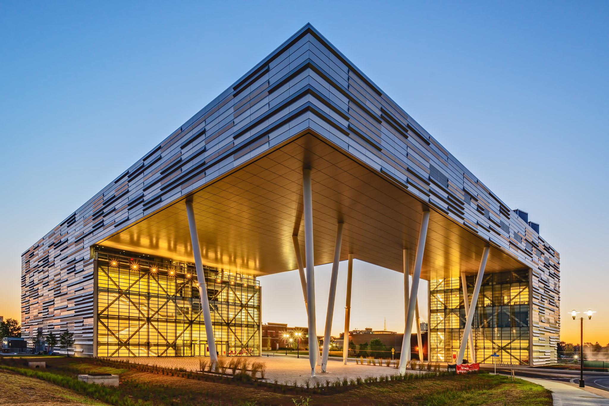 Rockafeller Swank Panels Give Business School Corporate