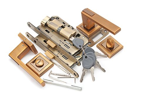 bigstock-Door-Handles-Locks-And-Keys-85622453