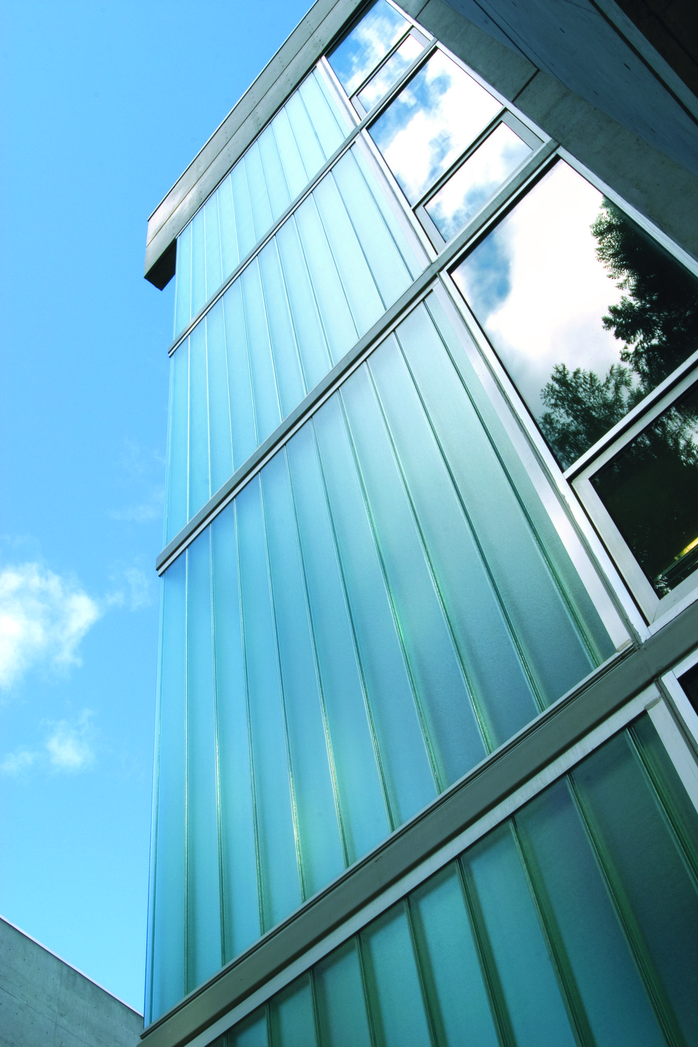Channel High Design Specifying Channel Glass Systems To