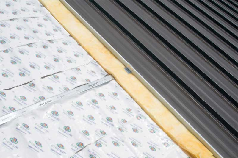 The Phase Change Revolution Optimizing Metal Roofing And