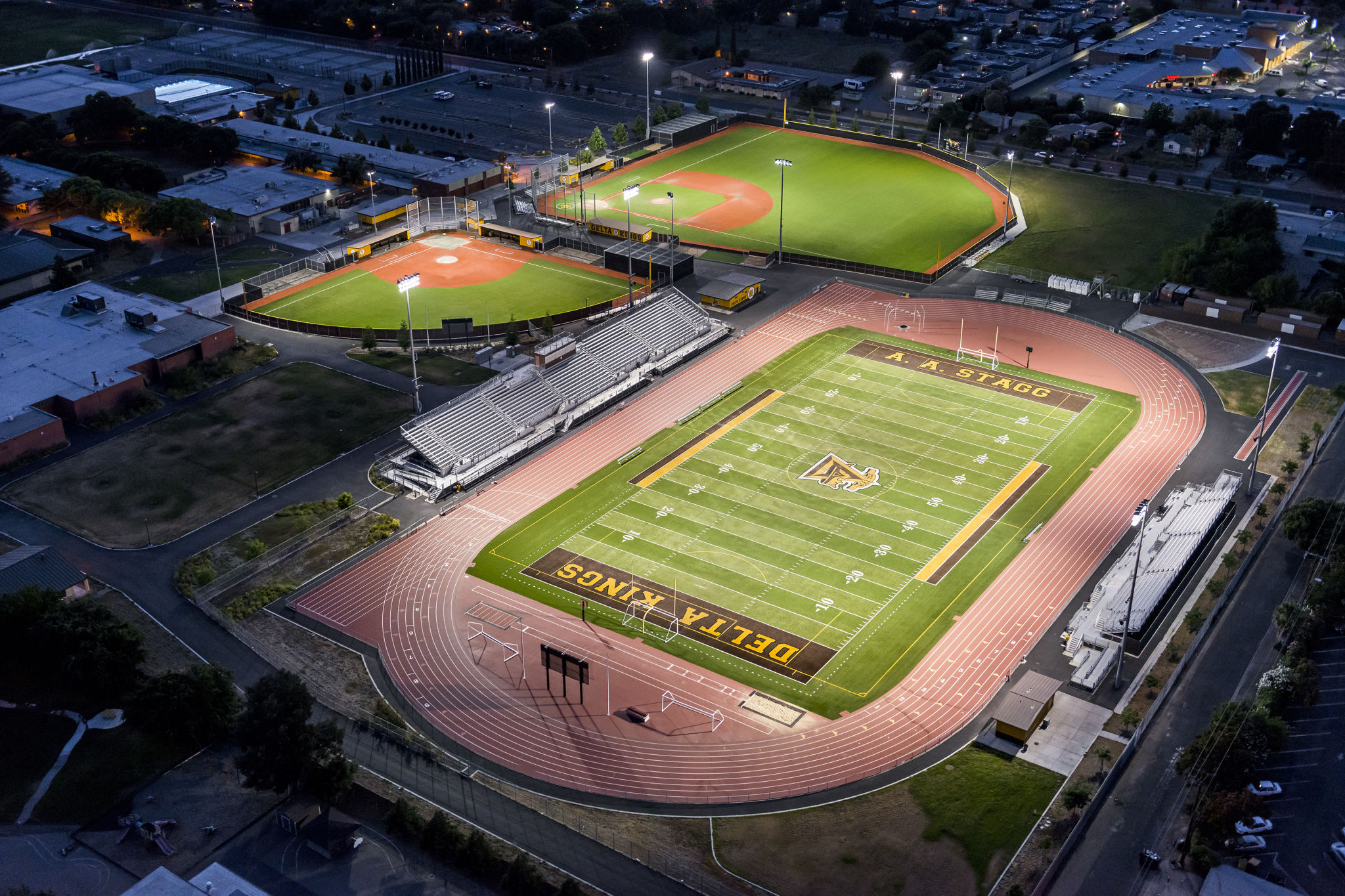 Honoring The Best In Sports Facility Construction