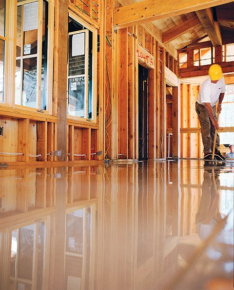 Dispelling Common Myths Associated With Poured Gypsum Floors