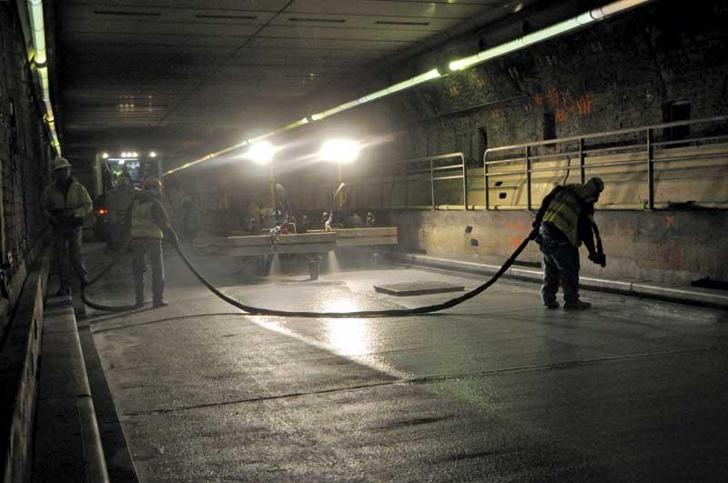 Callahan-Tunnel-Robot